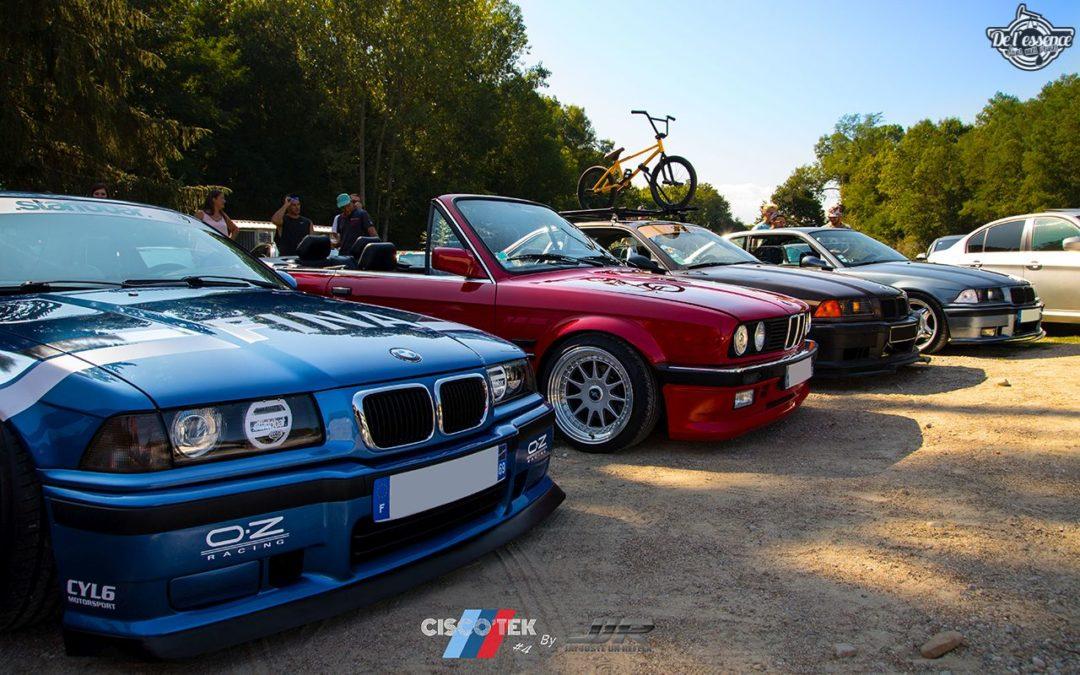 Cisco'tek  : Les frappés de l'hélice dans un rasso BMW pas comme les autres !