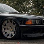 La BMW 728i de Max - E38 (encore) poséééee !
