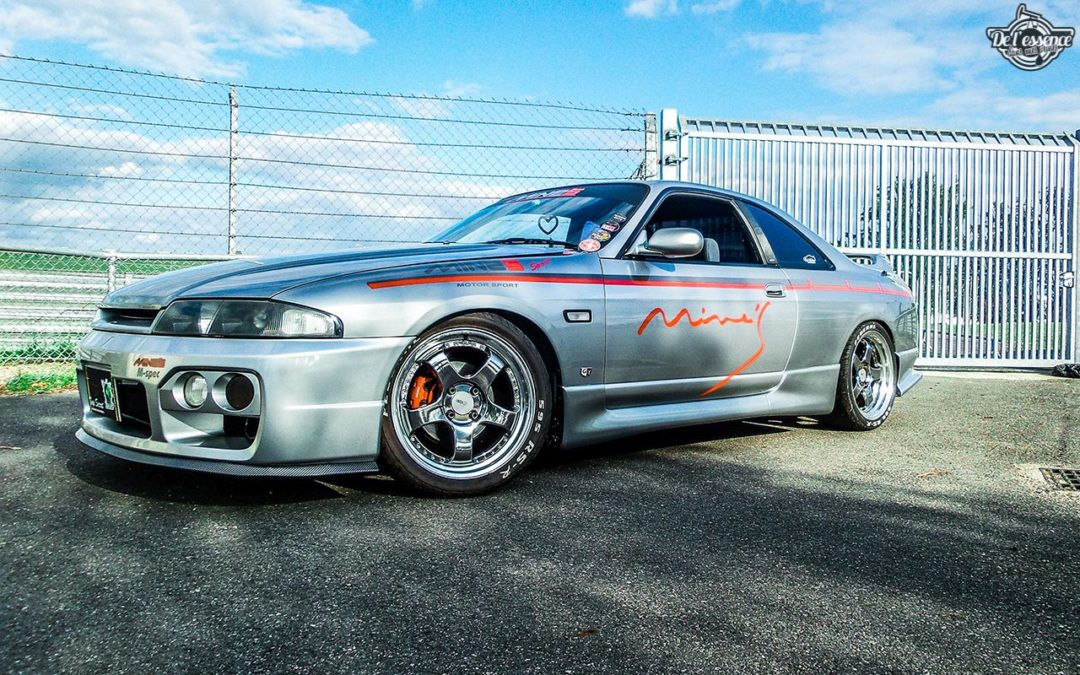 La Nissan Skyline R33 de Pascal – Pas une GT-R, et alors ?!