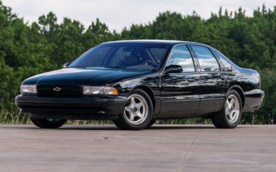 '96 Chevy Impala SS – Vous avez dit Sleeper ?!