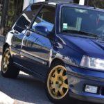 '95 Clio Williams de Mathias... Enfin !