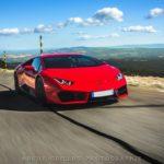 Lamborghini Huracan LP580-2 : En altitude...
