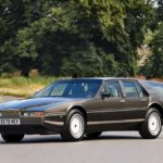Aston Martin Lagonda Shooting Brake - One shot !