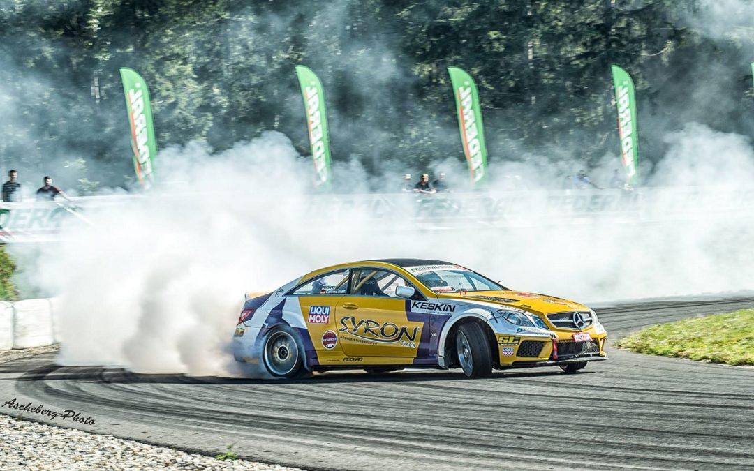 #Drifteur – Corinna Gräff «The Drift Beast» d'Hyperdrive !