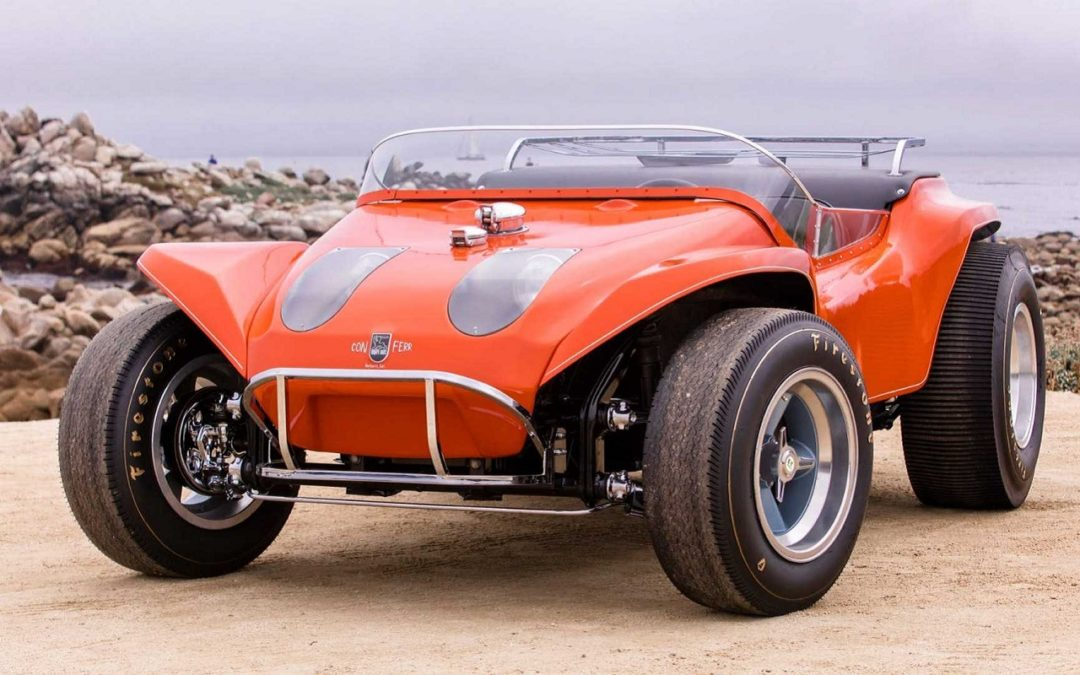 Steve McQueen's Dune Buggy