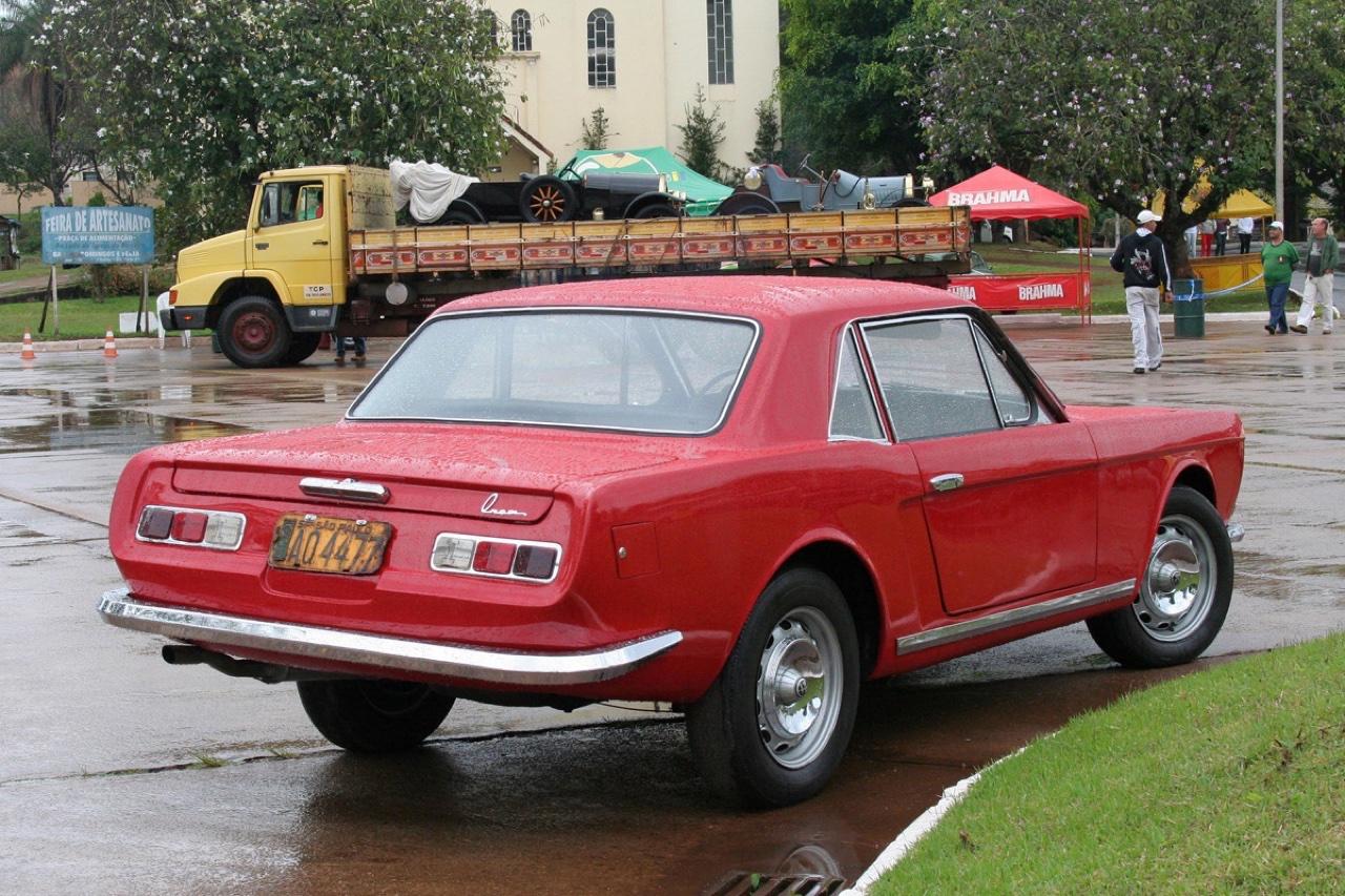 FNM Onca : Ford GTV ou Alfa Mustang ?! 10