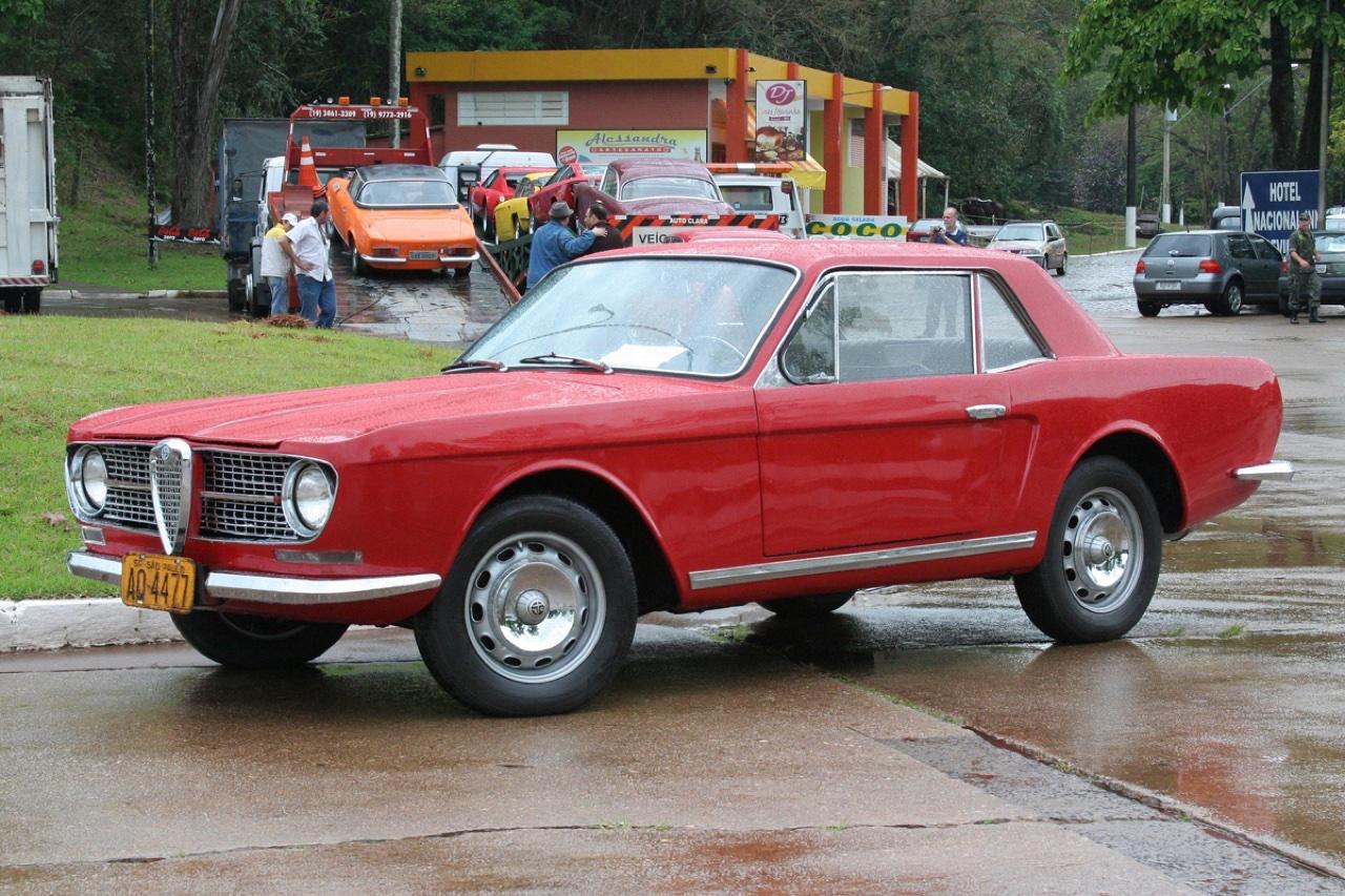 FNM Onca : Ford GTV ou Alfa Mustang ?! 9