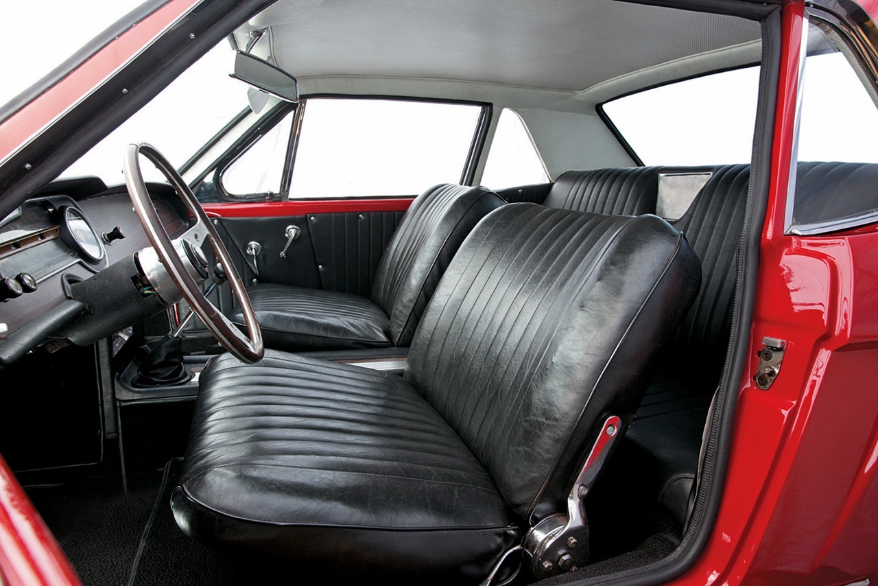 FNM Onca : Ford GTV ou Alfa Mustang ?! 5