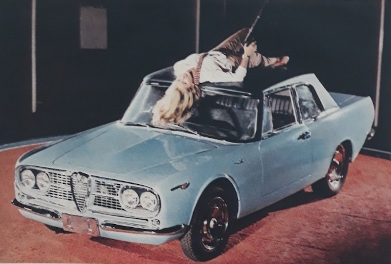FNM Onca : Ford GTV ou Alfa Mustang ?! 8