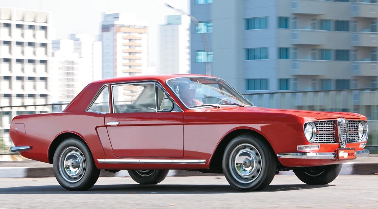 FNM Onca : Ford GTV ou Alfa Mustang ?! 7