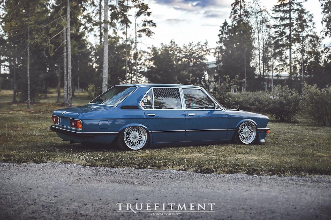 '81 BMW 518i E12 - Juste comme il faut ! 16