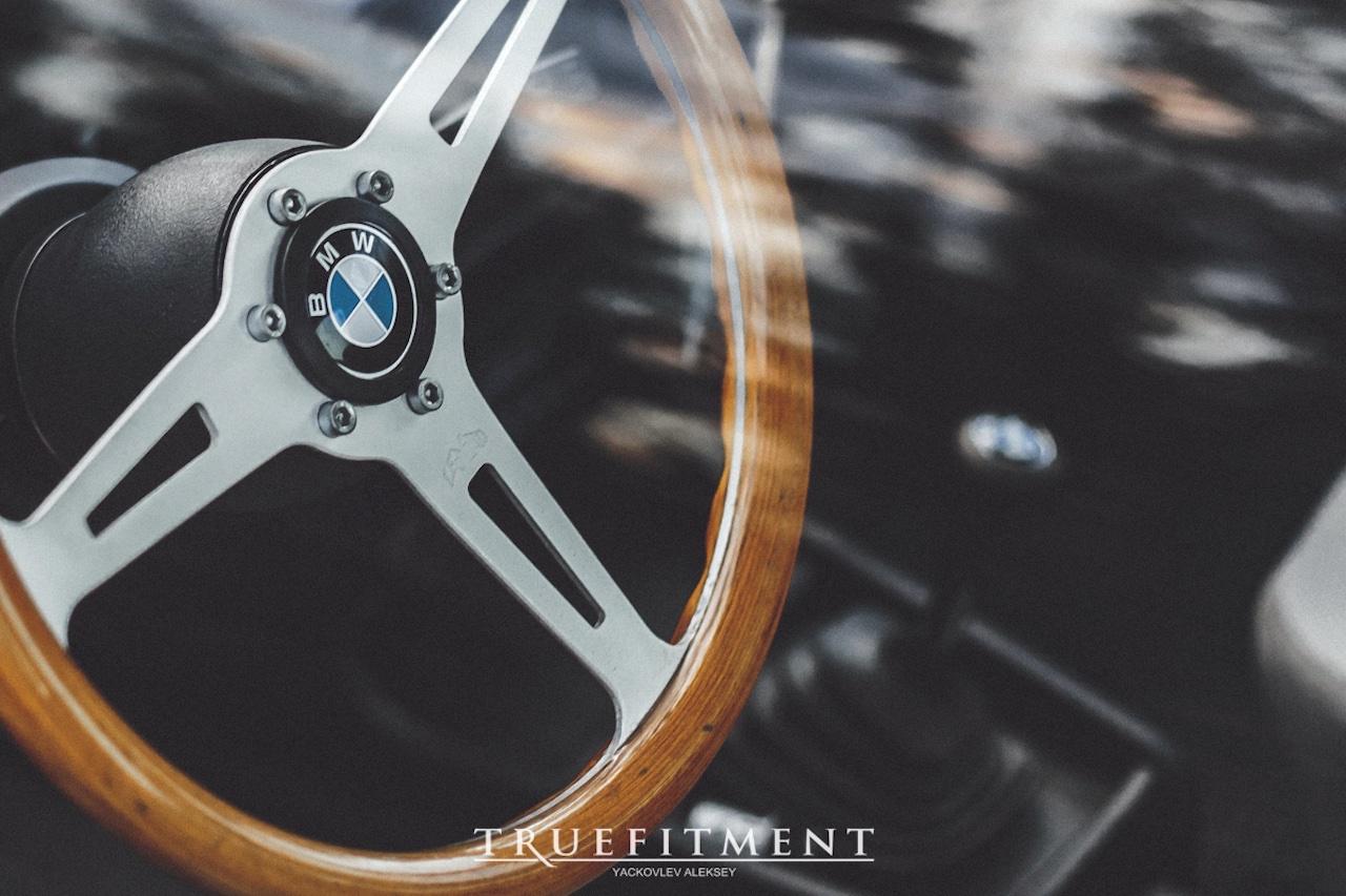 '81 BMW 518i E12 - Juste comme il faut ! 11