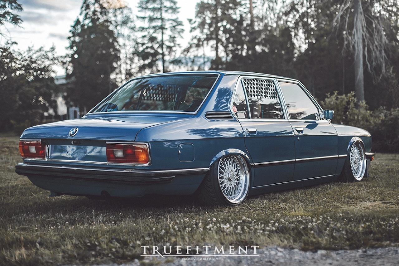 '81 BMW 518i E12 - Juste comme il faut ! 15