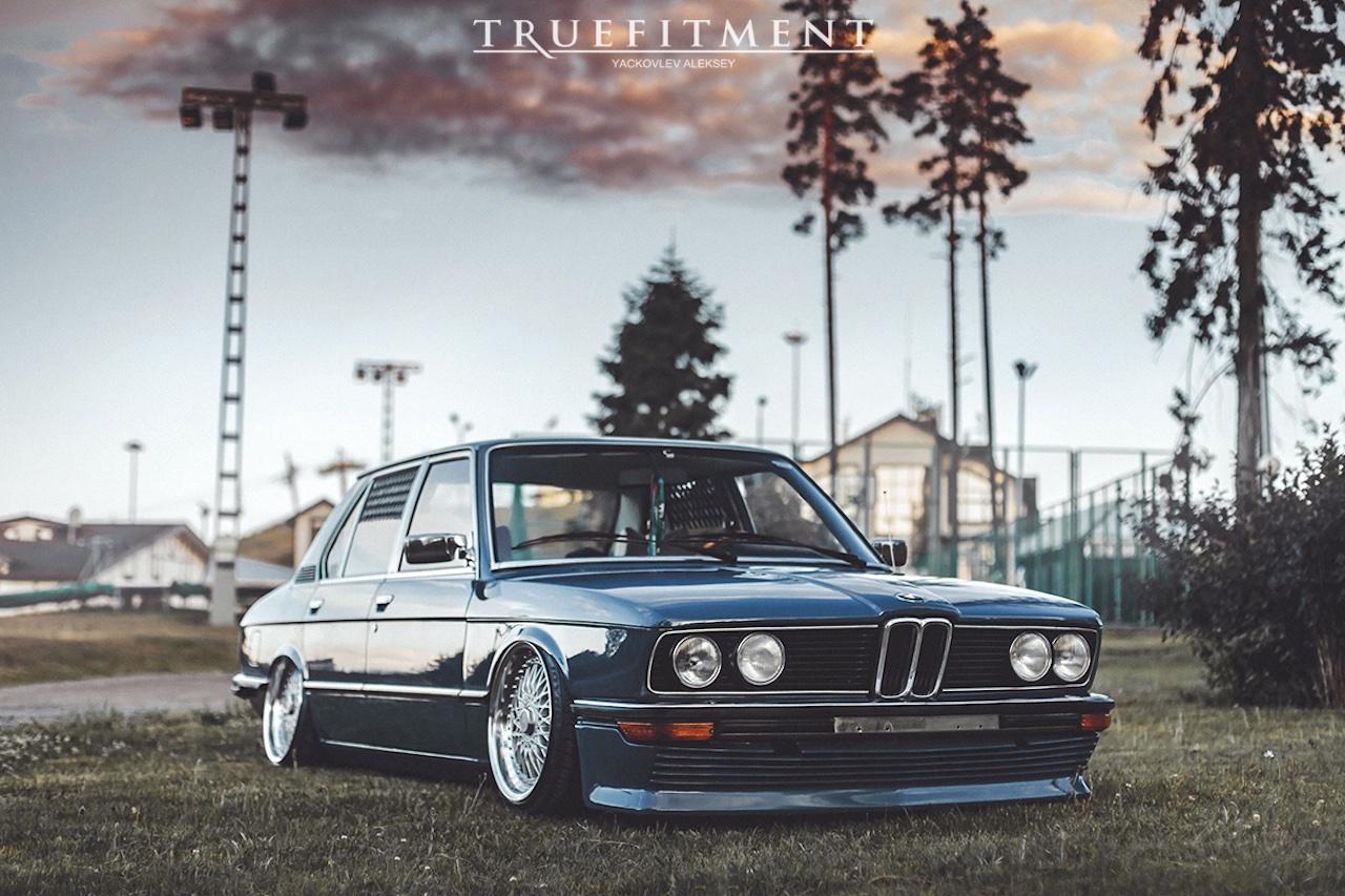 '81 BMW 518i E12 - Juste comme il faut ! 13