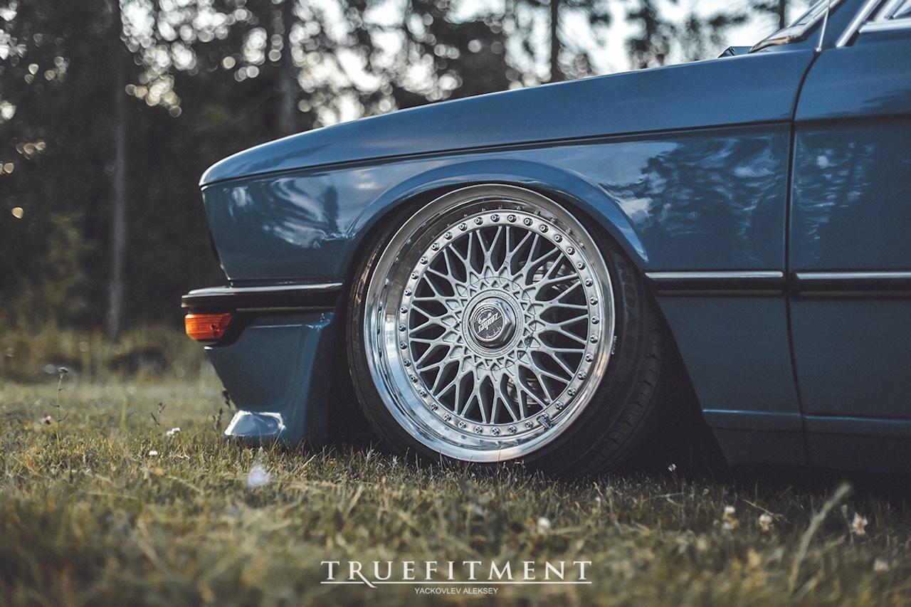 '81 BMW 518i E12 - Juste comme il faut ! 7