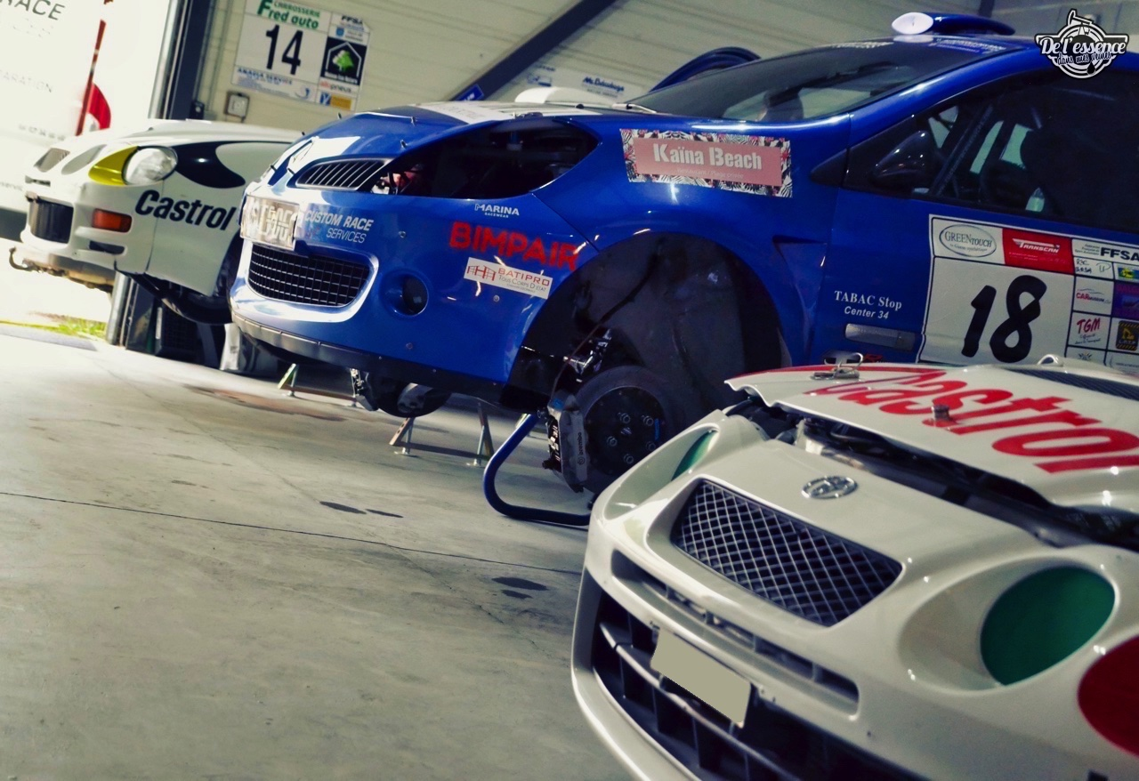 #Petrolhead : Eric Debaud - Custom Race Services - 100% Passion 22