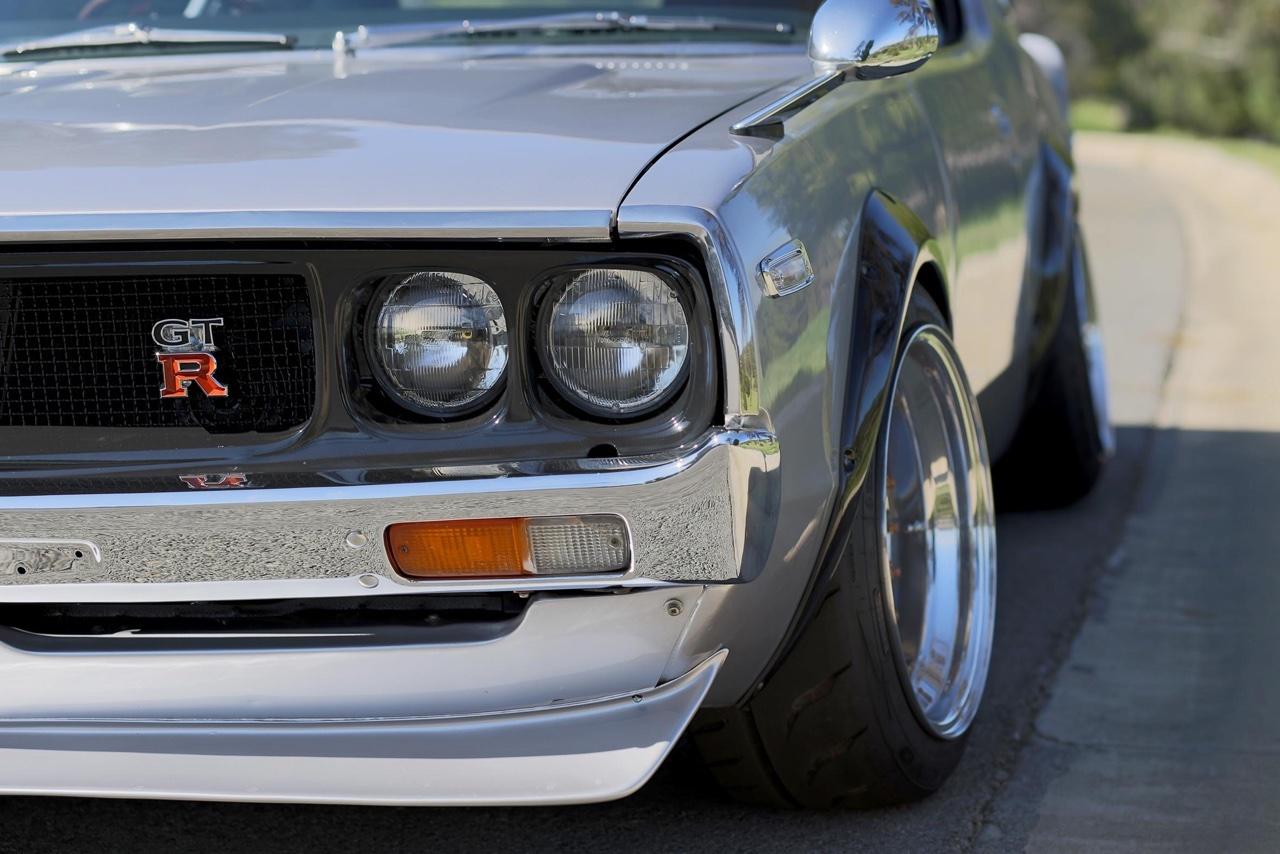 '73 Datsun 240K... Skyline GTR Replica 26