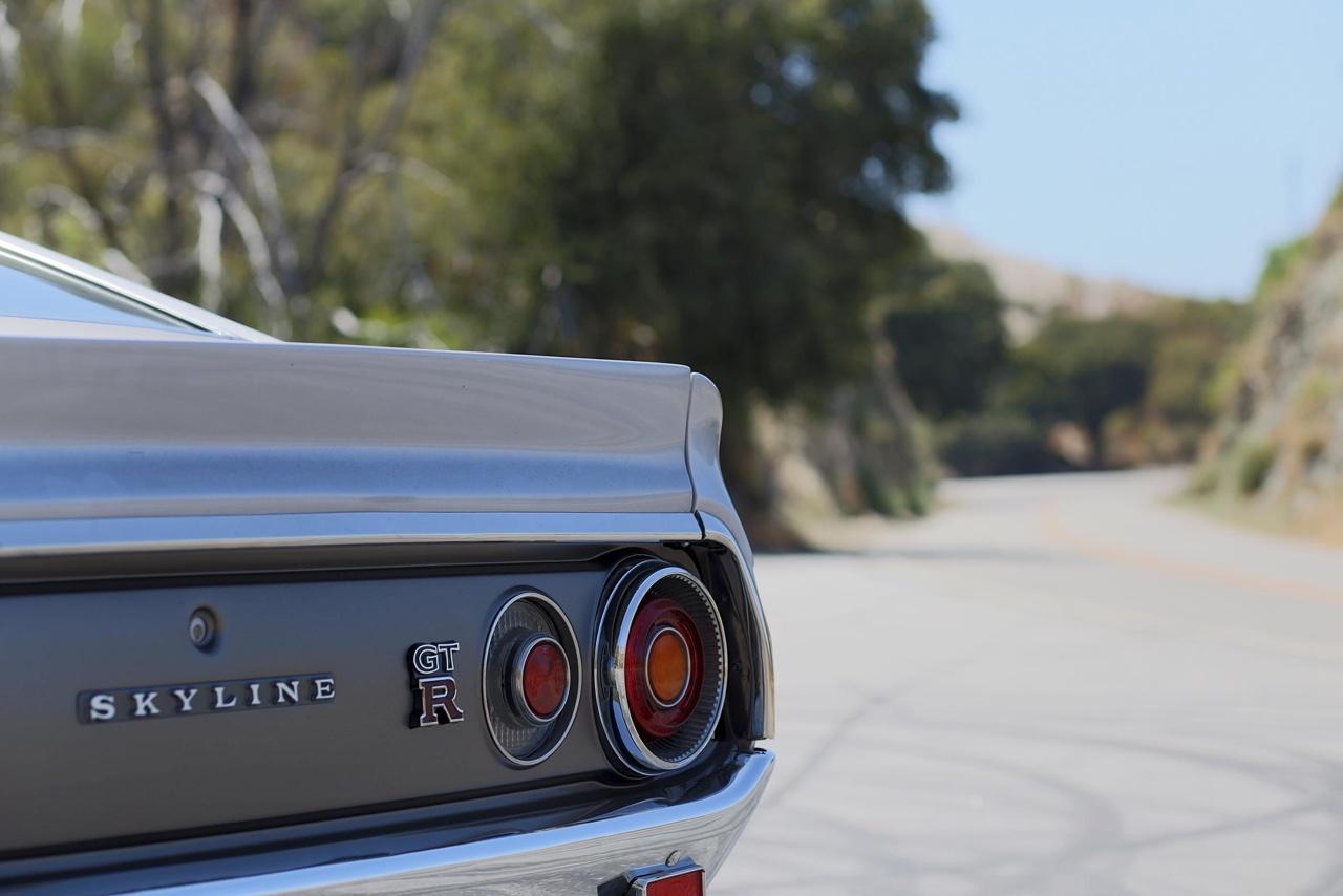 '73 Datsun 240K... Skyline GTR Replica 20