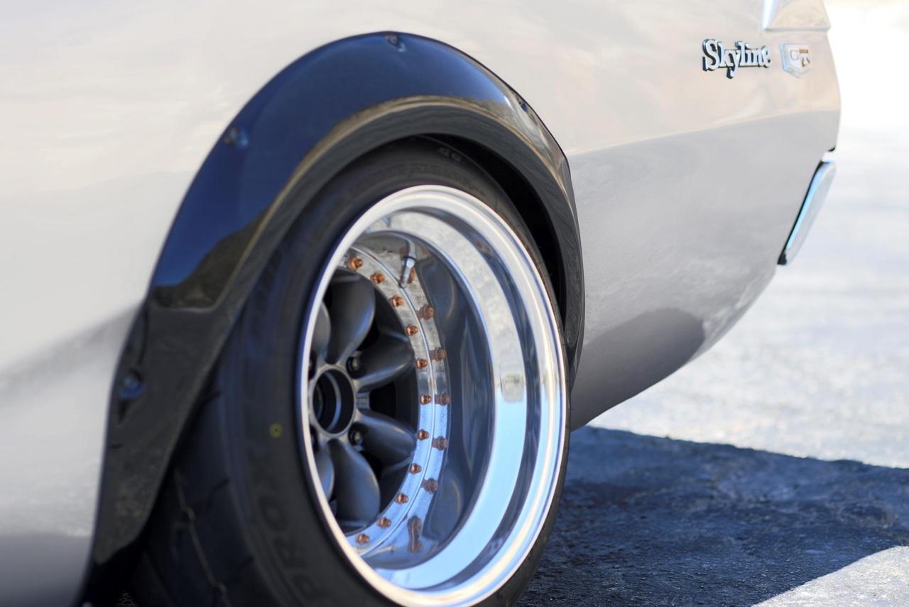 '73 Datsun 240K... Skyline GTR Replica 9