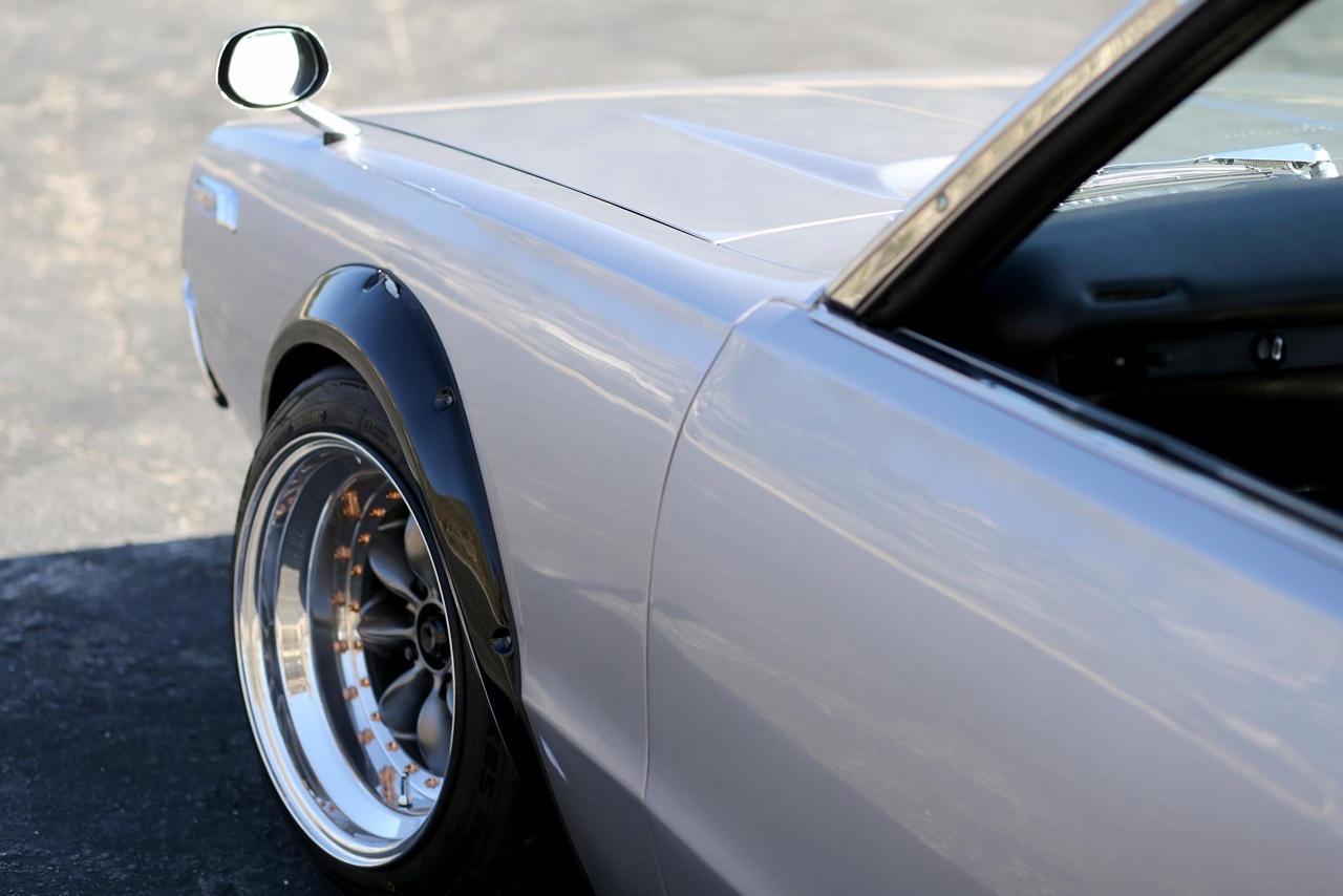 '73 Datsun 240K... Skyline GTR Replica 8