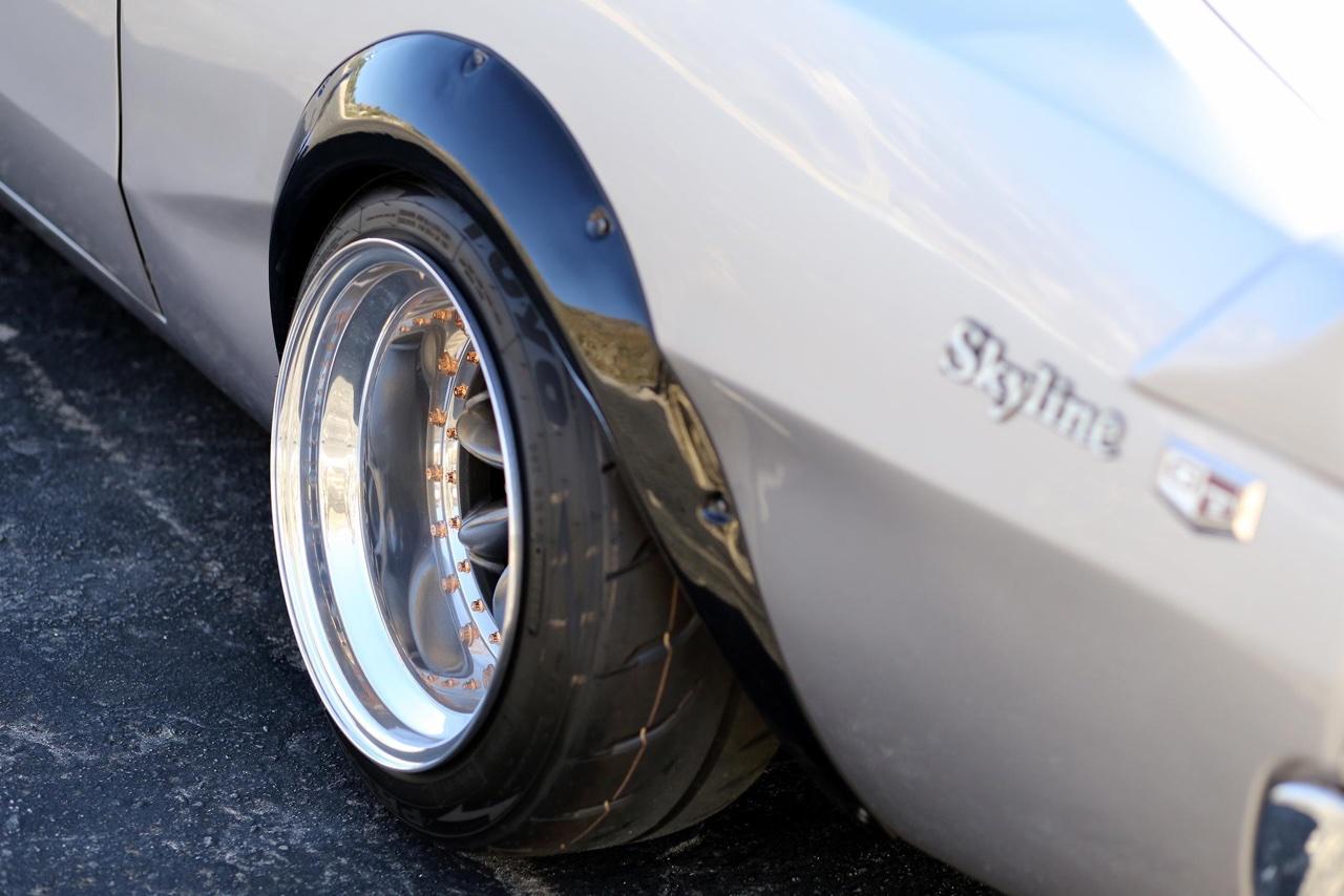 '73 Datsun 240K... Skyline GTR Replica 7