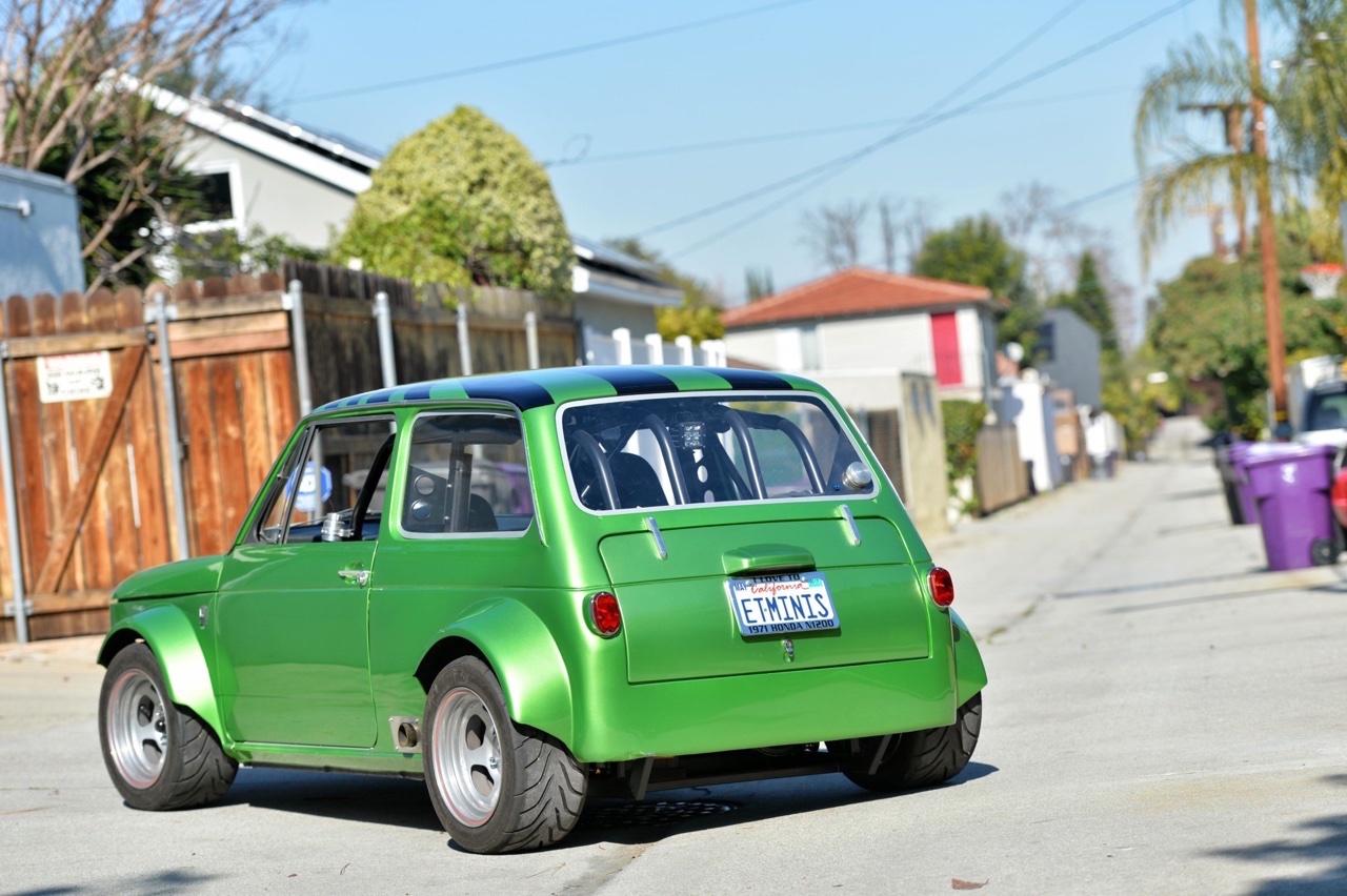 Honda N600... la Mauto ! 18