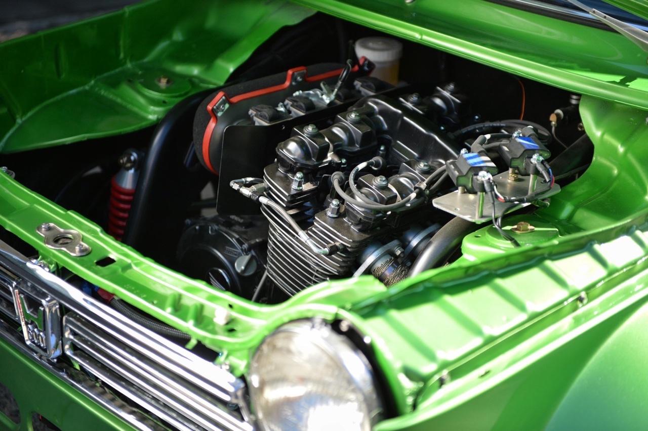 Honda N600... la Mauto ! 8