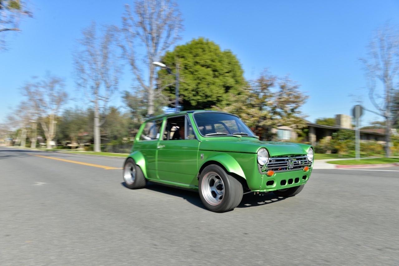 Honda N600... la Mauto ! 1