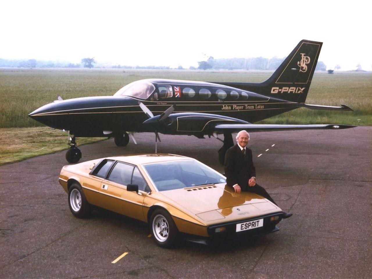 Lotus Esprit - De la S1 à la V8... 1