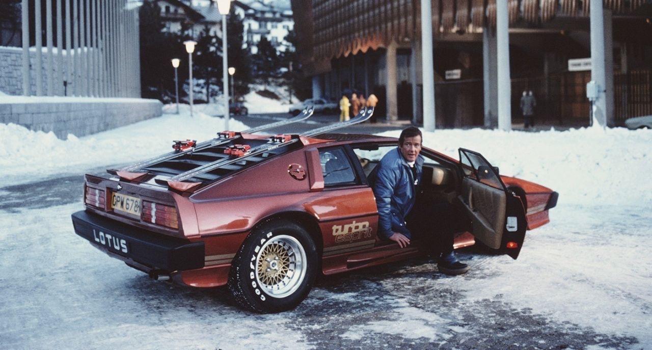 Lotus Esprit - De la S1 à la V8... 25