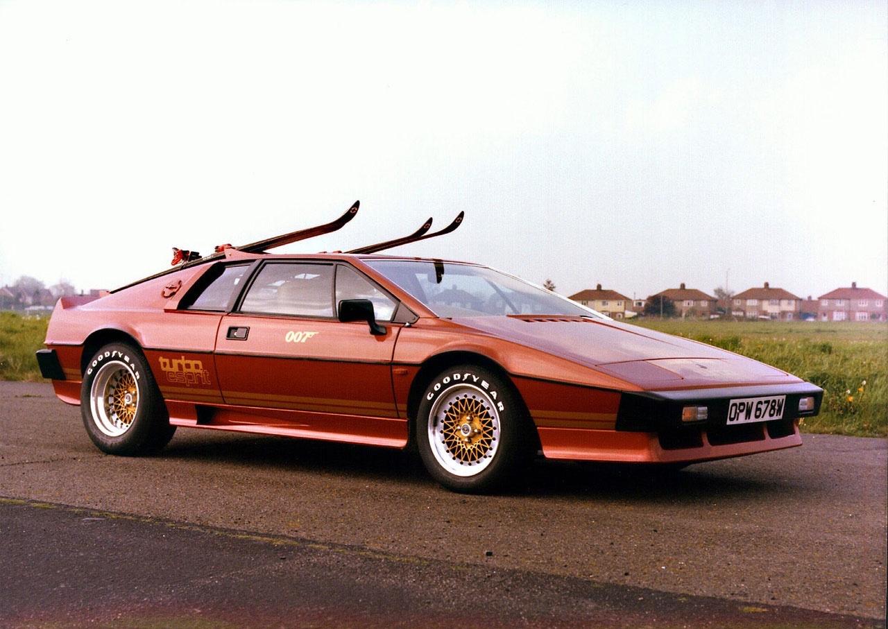 Lotus Esprit - De la S1 à la V8... 26