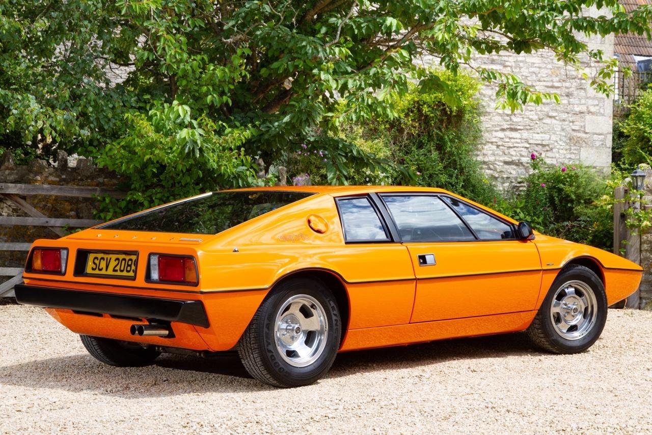 Lotus Esprit - De la S1 à la V8... 4