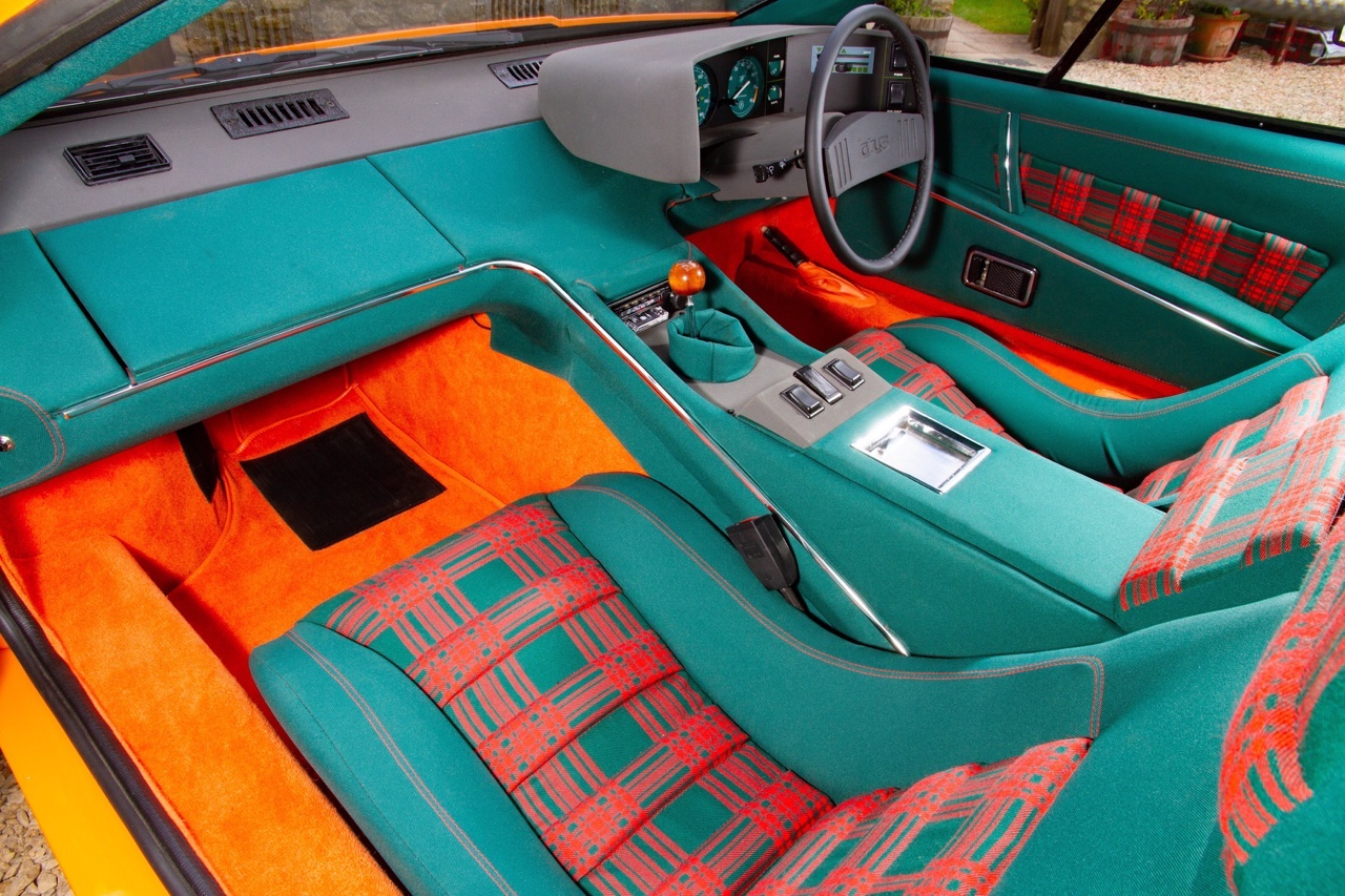 Lotus Esprit - De la S1 à la V8... 11