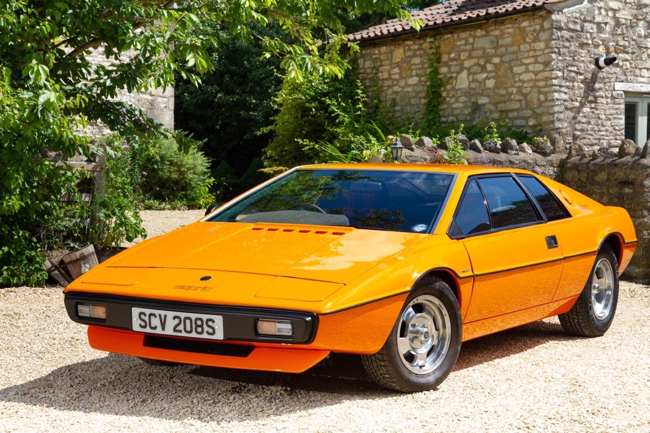 Lotus Esprit - De la S1 à la V8... 3