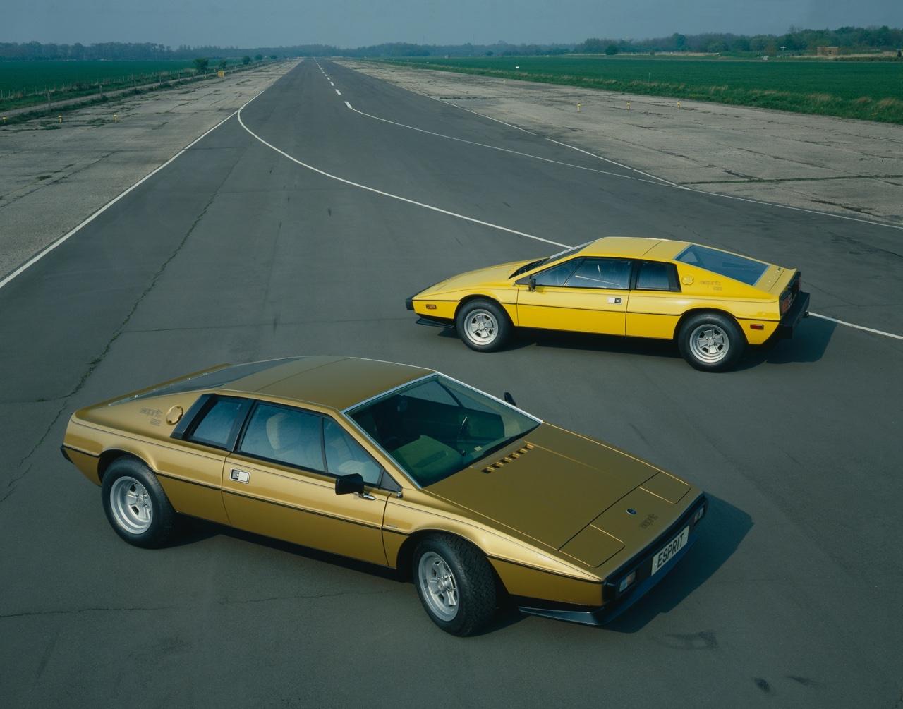 Lotus Esprit - De la S1 à la V8... 19