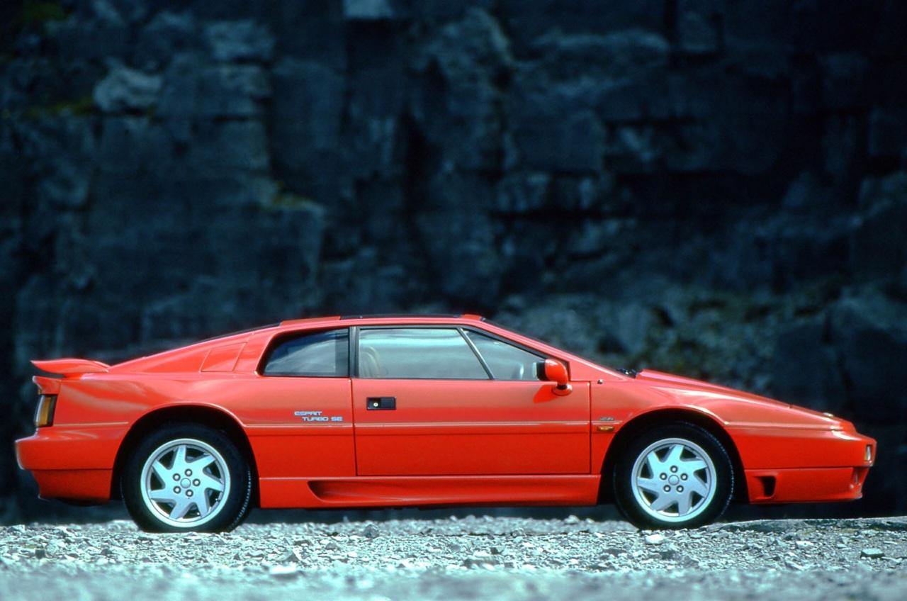 Lotus Esprit - De la S1 à la V8... 28