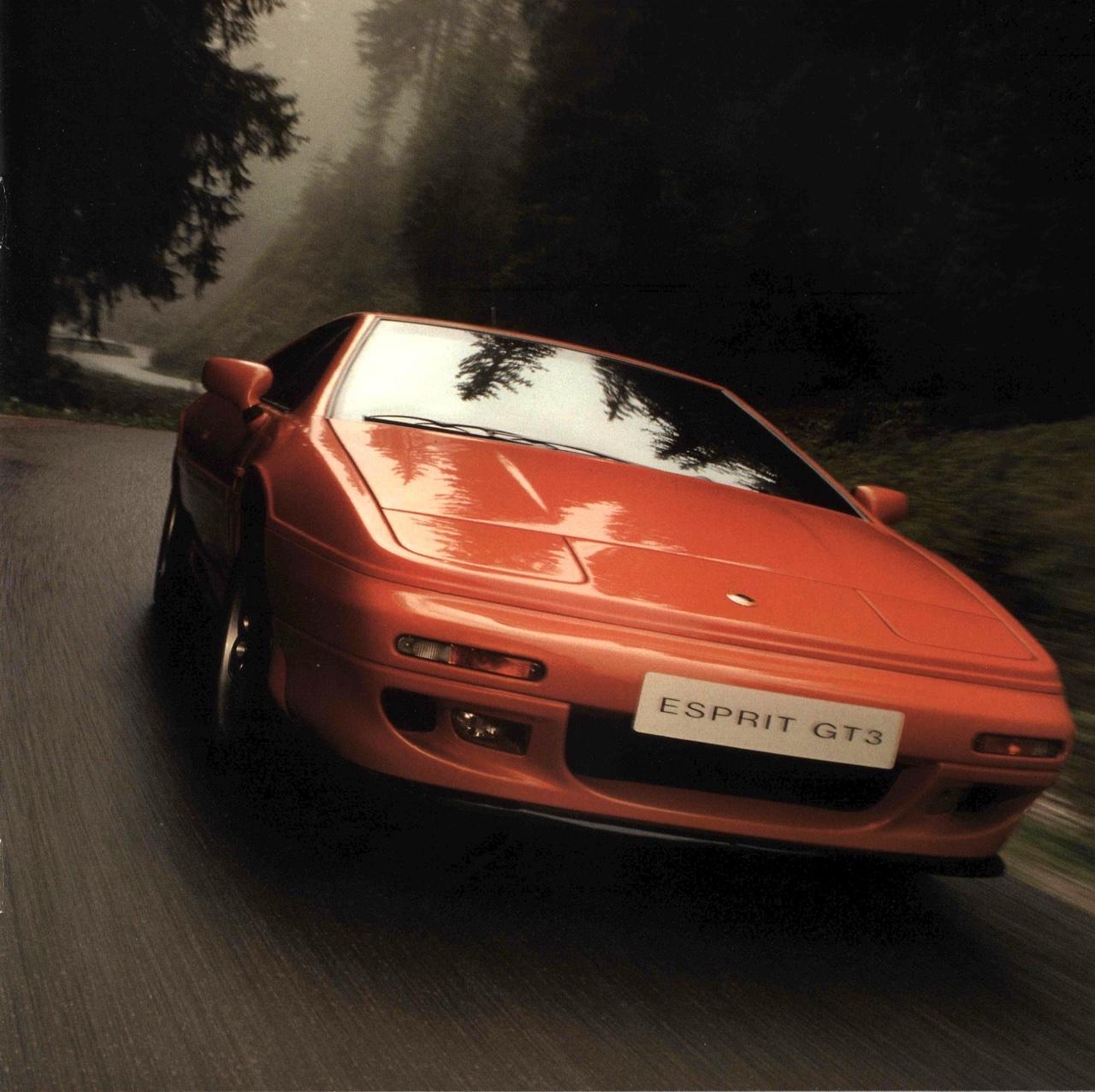 Lotus Esprit - De la S1 à la V8... 17