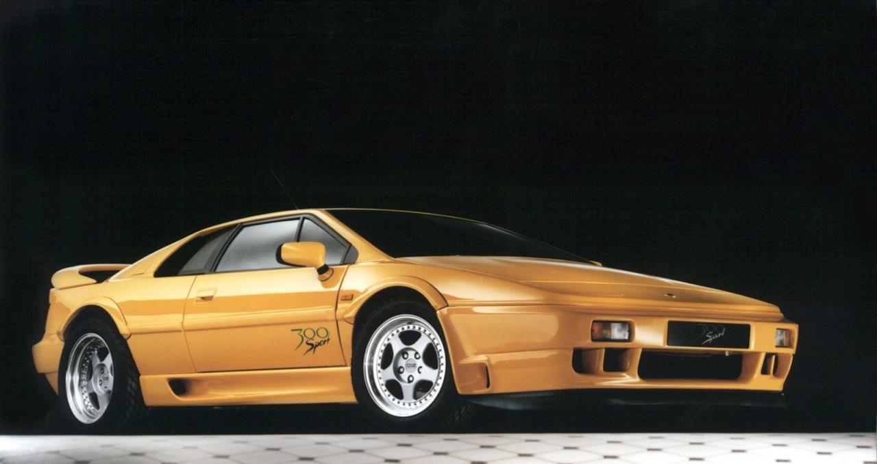 Lotus Esprit - De la S1 à la V8... 29