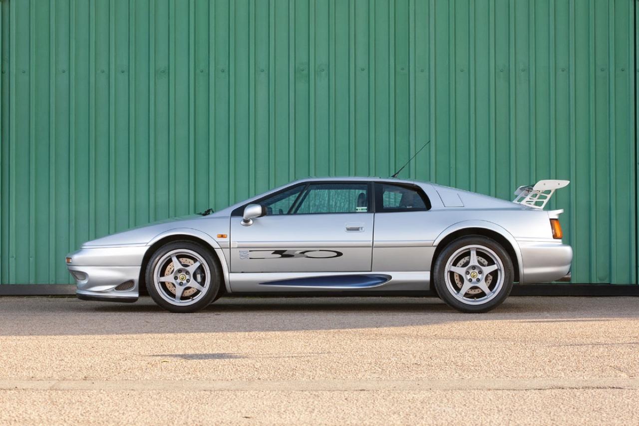 Lotus Esprit - De la S1 à la V8... 33