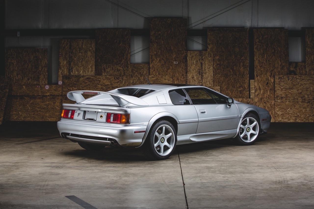 Lotus Esprit - De la S1 à la V8... 42
