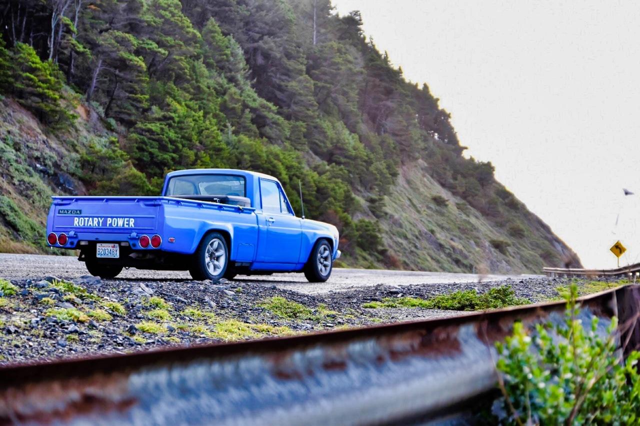 '77 Mazda Rotary Pick Up - Un roto dans mon utilitaire ! 12