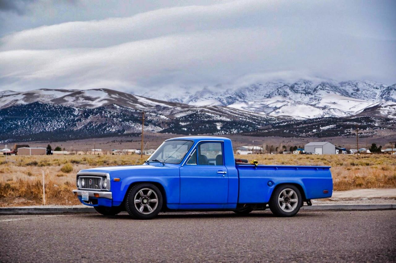 '77 Mazda Rotary Pick Up - Un roto dans mon utilitaire ! 9