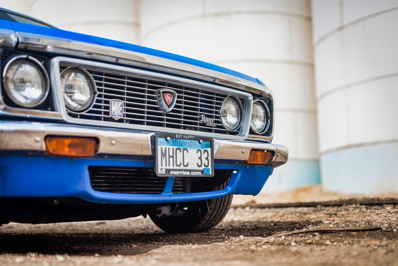 '77 Mazda Rotary Pick Up - Un roto dans mon utilitaire ! 5