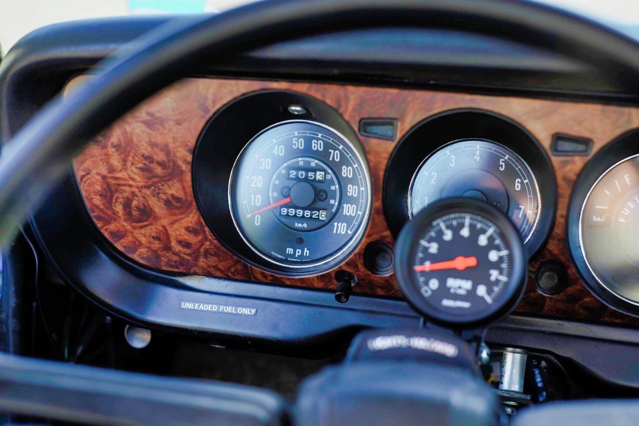 '77 Mazda Rotary Pick Up - Un roto dans mon utilitaire ! 8