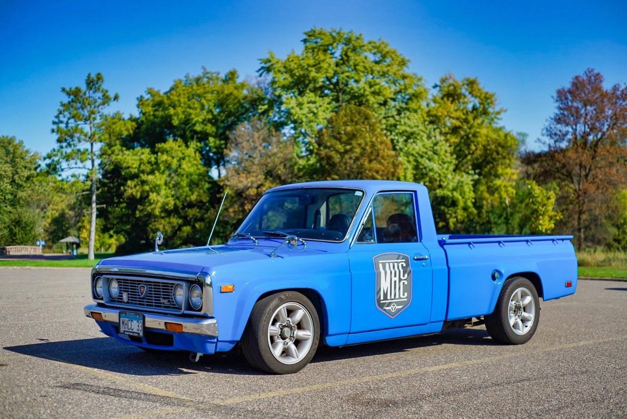 '77 Mazda Rotary Pick Up - Un roto dans mon utilitaire ! 14