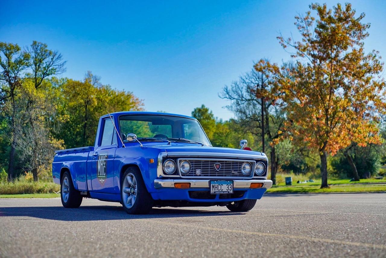 '77 Mazda Rotary Pick Up - Un roto dans mon utilitaire ! 3