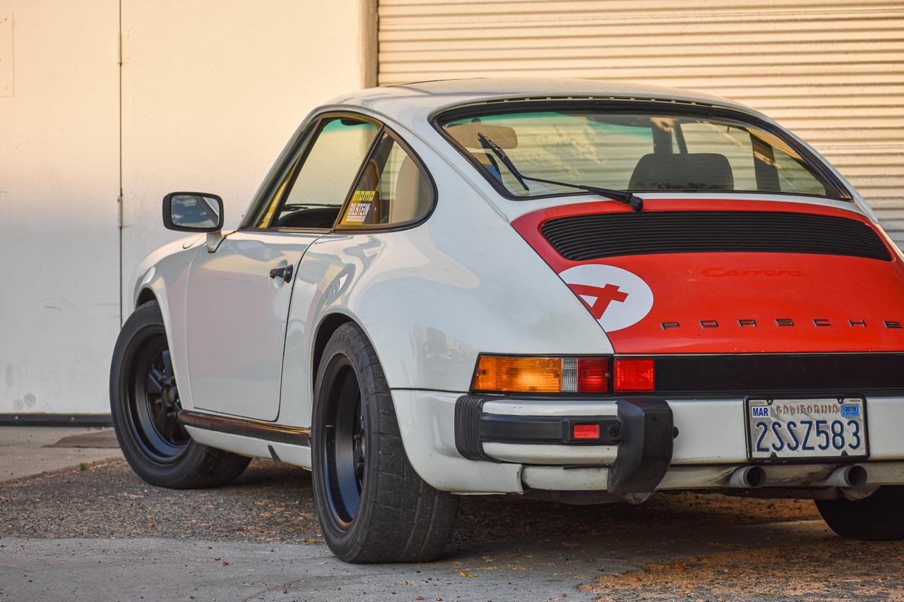 '78 Porsche 911 SC 3.0... Outlaw school ! 3