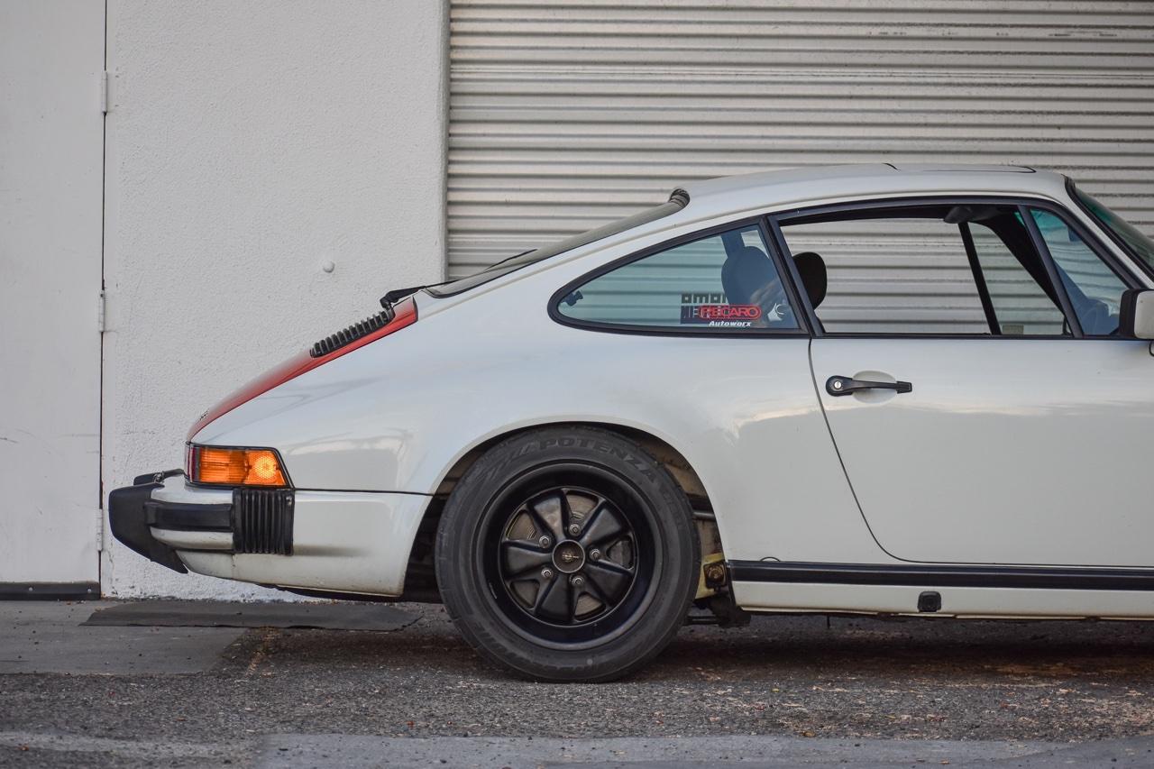 '78 Porsche 911 SC 3.0... Outlaw school ! 9