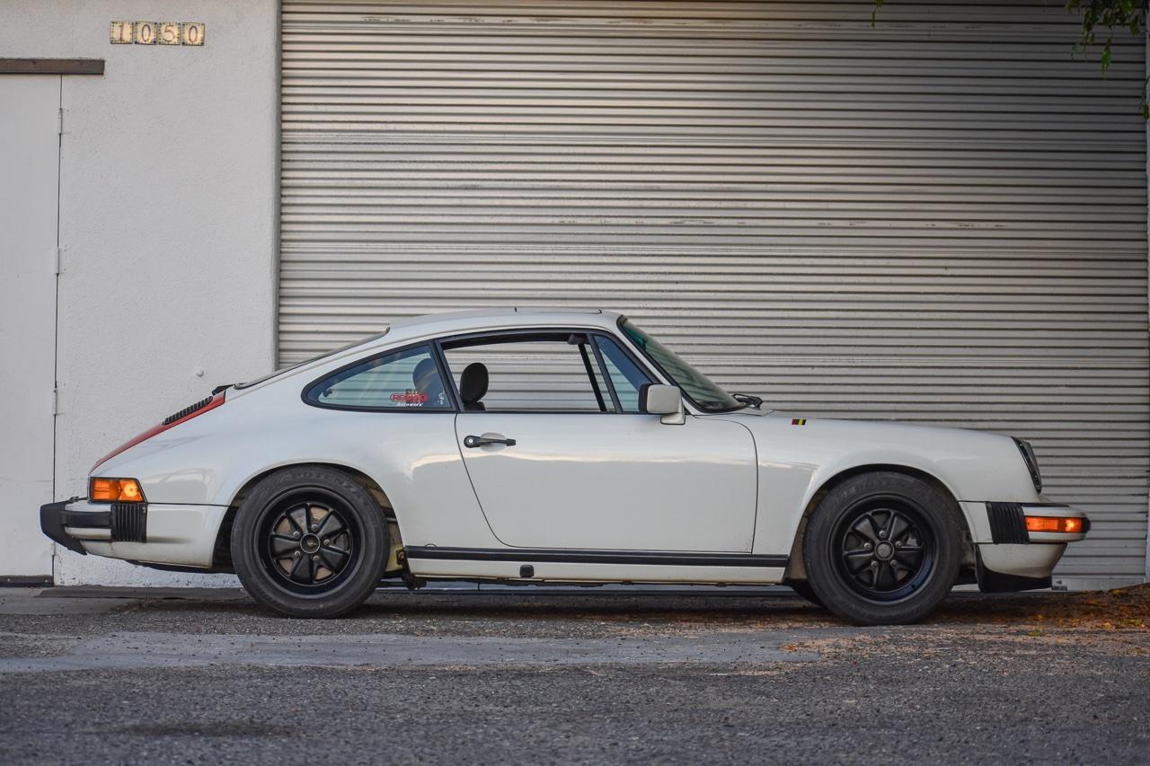 '78 Porsche 911 SC 3.0... Outlaw school ! 2