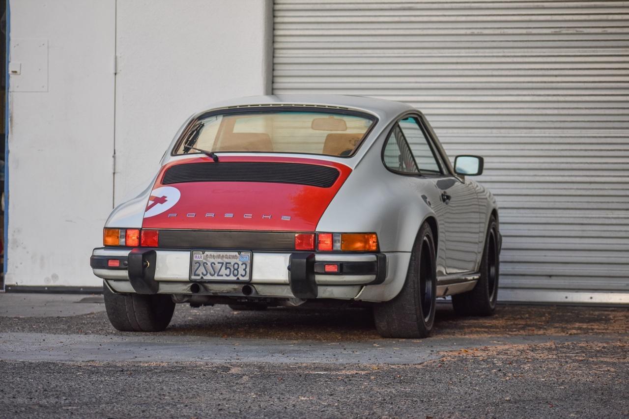 '78 Porsche 911 SC 3.0... Outlaw school ! 8